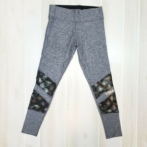 Pink Victoria's Secret Ultimate Leggings Gray M